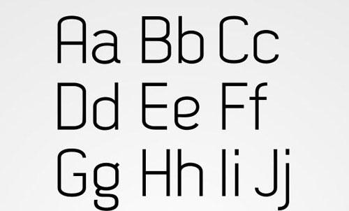 Tipos de letra en la web: Cufon y @font-face