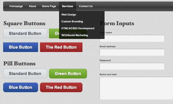 22 colecciones de elementos para diseñar interfaces de usuario