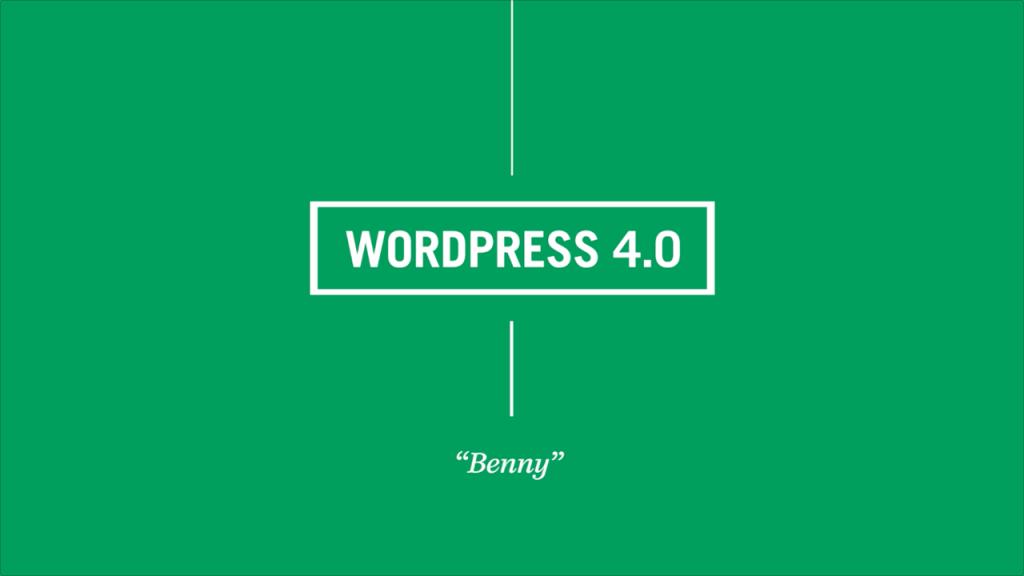 Rezando a San Murphy para actualizar a WordPress 4.0